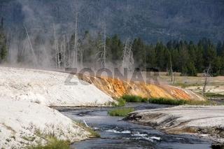 Black Sand Basi - Yellowstone