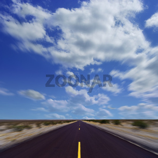 The highway and speed