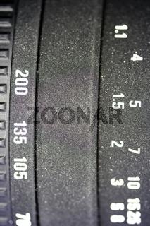 Teleobjektiv - Zoom