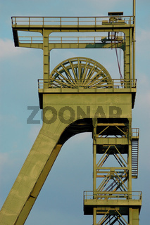 Foerderturm / winding tower