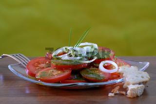 Tomatensalat, Tomatoes Salad
