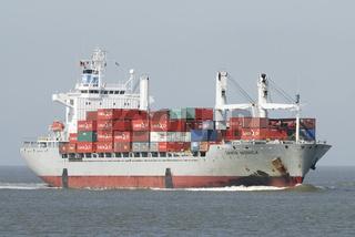 Containerschiff Santa Monica
