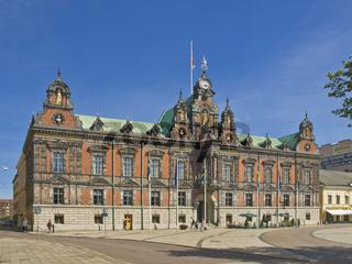 Rathaus Malmö   Malmö guildhall