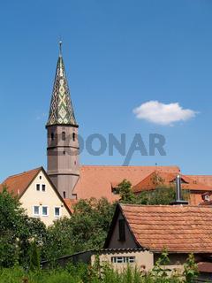 Seekapelle in Bad Windsheim