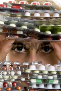 Angst vor Tabletten
