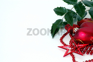 Weihnachten Advent Weihnachtskugeln