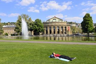 Staatstheater Stuttgart, Deutschland, Germany