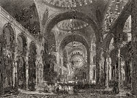 Saint Mark's Basilica, Venice, Italy, 19th century