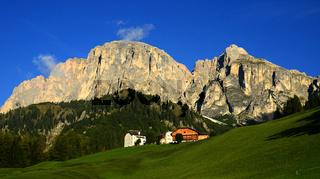 Sass Di Ciampatsch, Dolomiten, Suedtirol, Italien