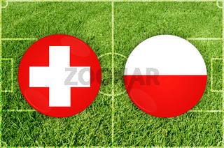 Switzerland vs Poland