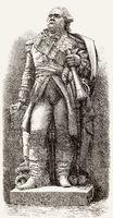 Admiral comte Pierre André de Suffren de Saint Tropez, bailli de Suffren