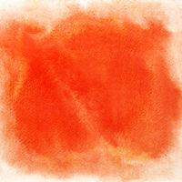 Red abstract watercolor background
