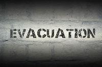 evacuation word gr