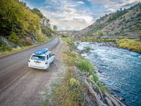 Toyota 4Runner SUV in Colorado