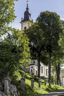 Kreuzweg in Pleystein