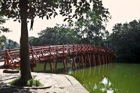 Rote Brücke, Hanoi