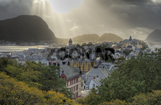 Ålesund, Norwegen, Norway