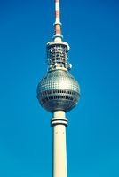 Berlin telvision tower