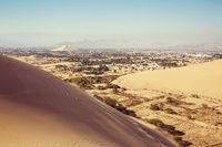 Desert in Ica