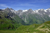 Glockner Group; alps; Austria; Europe;