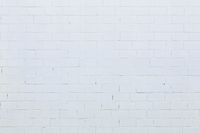 simple white brick wall for backgrounds