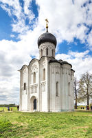 Church of Intercession on Nerl. Vladimir
