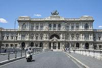 Corte di Cassazione, Palace of Justice, Rome, Italy, Europe