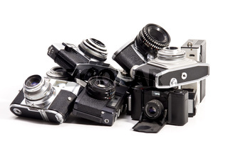 Alte Fotoapparate wd388