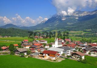 Ellmau in Austria
