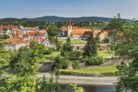 Krumau, Tschechien   Cesky Krumlov, Czech Republic