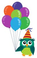 Party owl topic image 5
