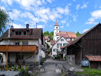 the village Istein