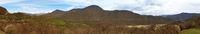 panorama Mountains of Georgia