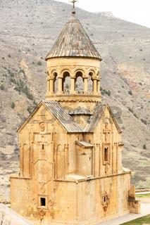 Ancient monastery Noravank in Armenia