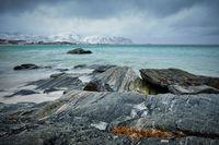 Lofoten islands landscape