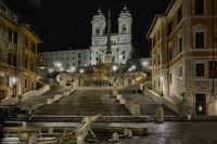night walk in Rome II