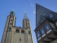 Goslar - Market Church St. Cosmas and Damian