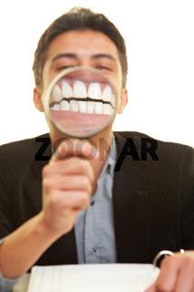 Großer Mund