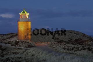 Alter Leuchtturm, Kampen, Sylt, Nordfriesland, Schleswig-Holstein, Deutschland, Europa