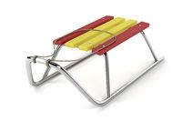 Metal sledge