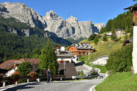 Corvara; Sellagroup; Dolomite alps; South Tyrol; Italy; Europe;