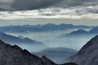 Urlaub in Garmisch-Partenkirchen im Herbst 2009