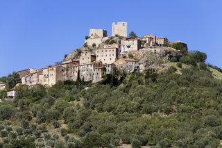 Rocca di Montemassi Toskana