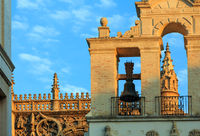 Seville Cathedral, Spain.