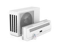 Modern split system air conditioner