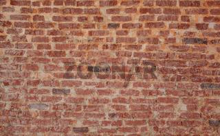 Wall brick texture