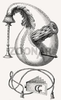 Musette by Pierre Borjon de Scellery, 1633-1691