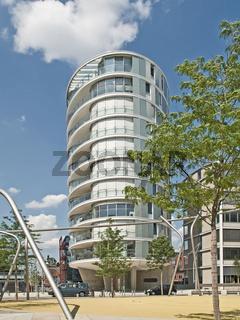 Oval - exklusives Wohnen in der Hafencity