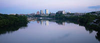 Knoxville Downtown City Skyline Tennessee River Eastern Tennessee