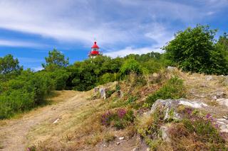 Phare de Morgat Leuchtturm in der Bretagne - Phare de Morgat lighthouse in Brittany, France